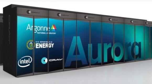 Intel GPU in Aurora