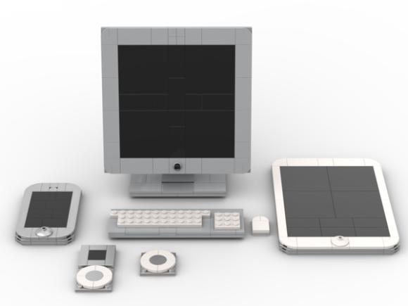 LEGO Apple 1