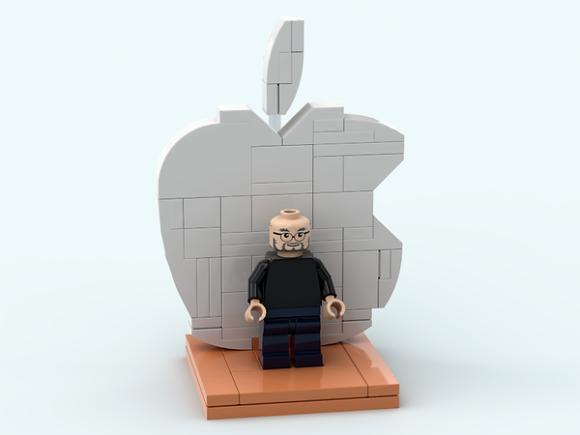 LEGO Apple 4
