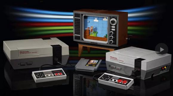 LEGO NES 3