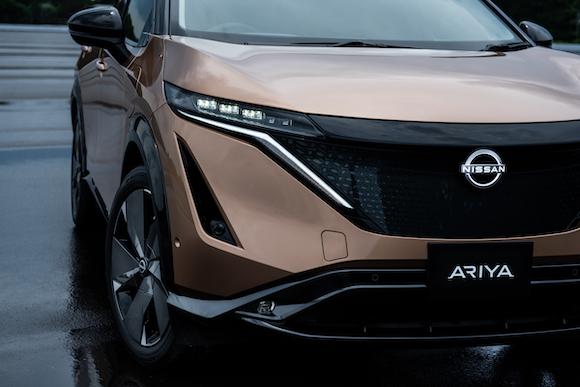 Nissan Ariya 日産 アリア