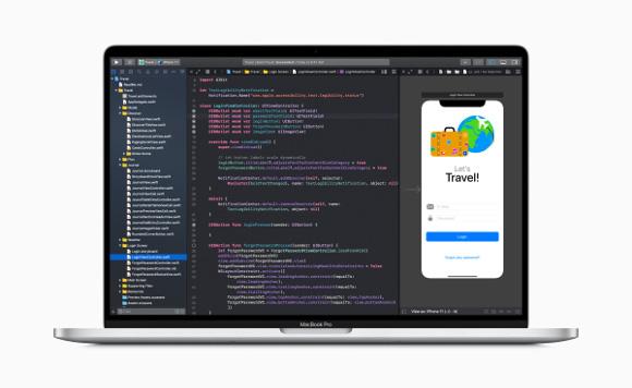 apple プログラミング