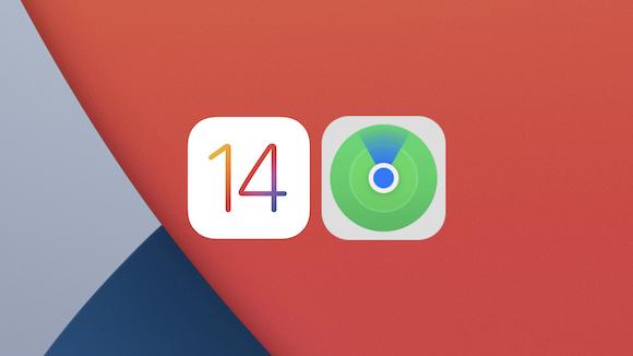 iOS14 FindMy 探す