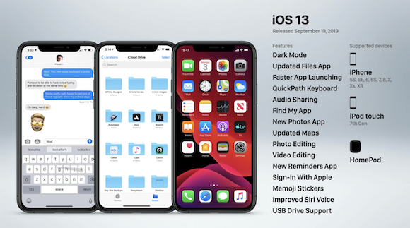 iPhone OS_iOS_13