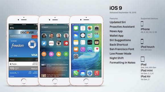 iPhone OS_iOS_9
