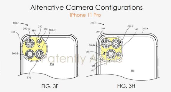 iPhone11 camera patent