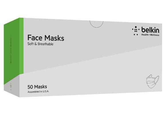 belkin マスク
