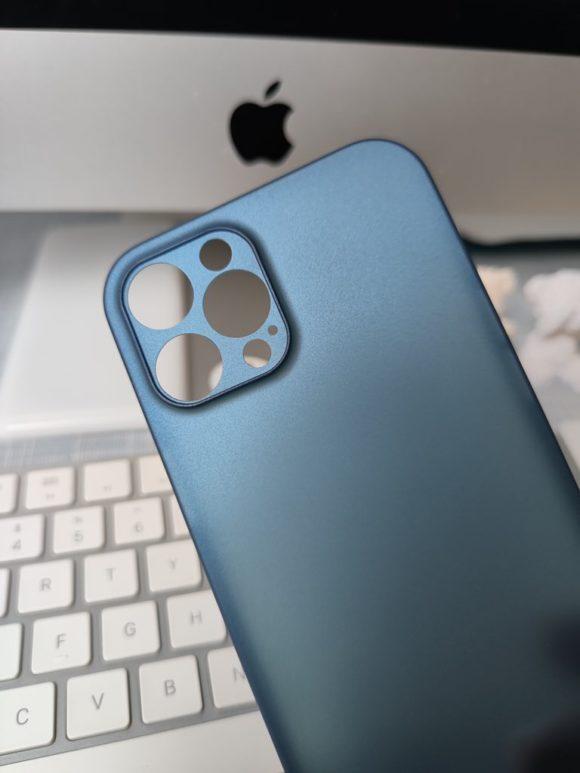 iPhone12 Pro Max rear camera