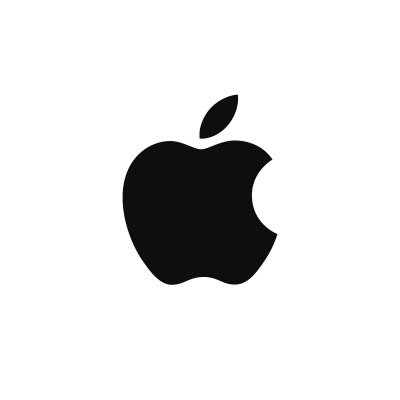 Apple logo twitter