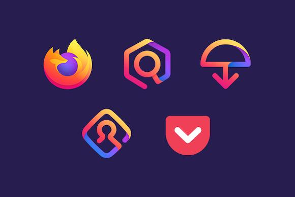 Firefox portfolio
