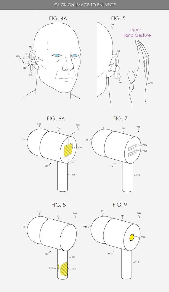 Hand gesture patent 1