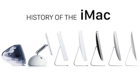 History of iMac