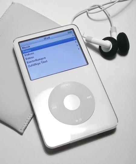 iPod 第5世代