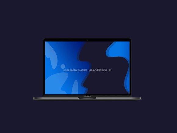 MacBook Pro コンセプト/Komiya