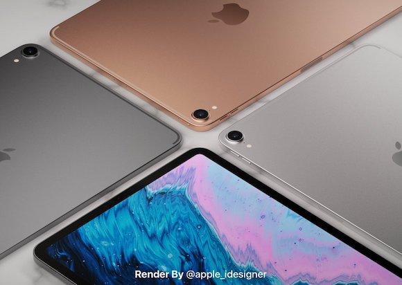 iPad Air 4 コンセプト