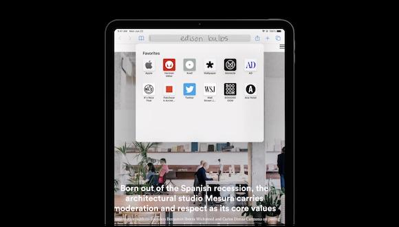 WWDC 2020 iPadOS スクリブル