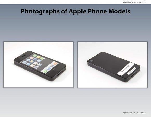 iPhone design prototype 03