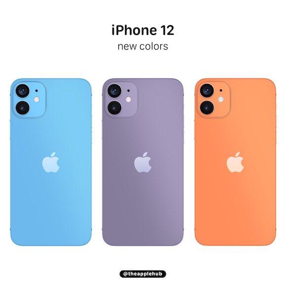 iPhone12 color apple hub 2