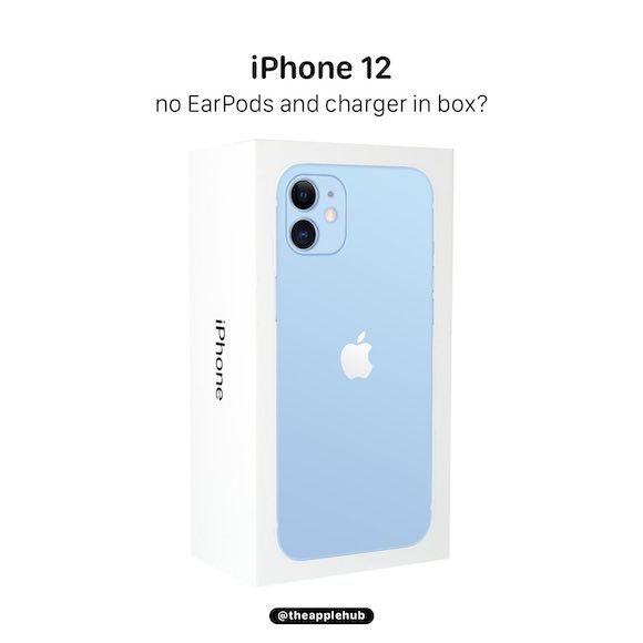 iPhone12 color apple hub 3