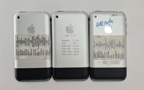 iPhone 2G 初代 iPhone プロトタイプ