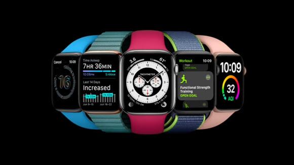 watchOS7 WWDC 2020