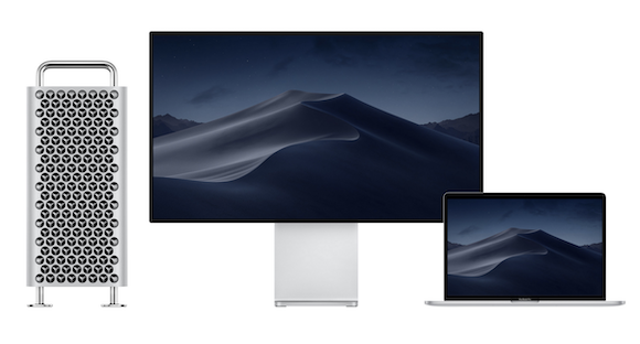 Mac Pro and MacBook