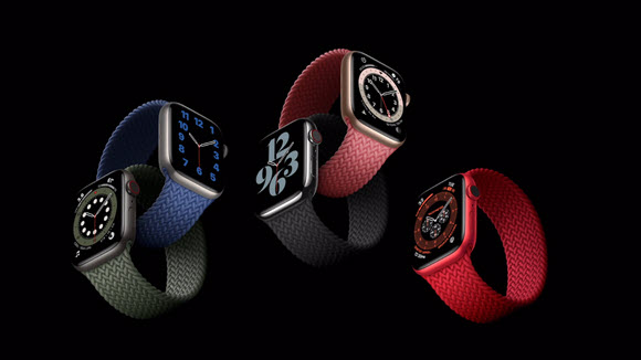 Apple Event 2020 Apple Watch 6
