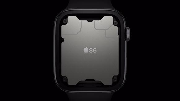 Apple Watch Series 6 watch S6 SoC