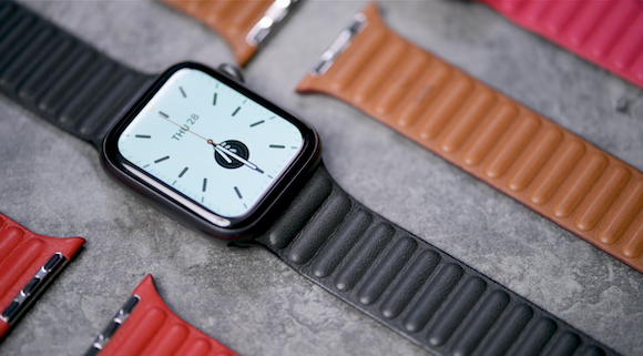Apple Watch new leather loop_02