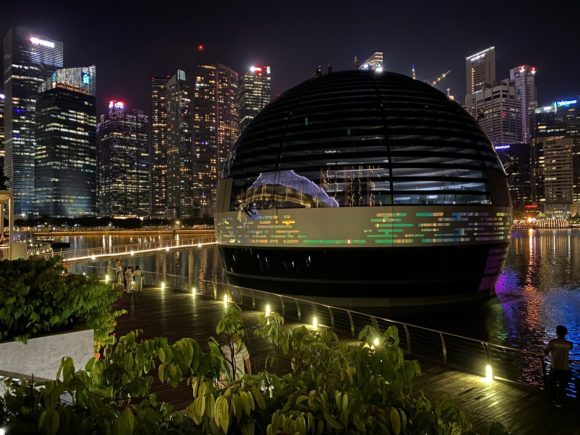 Apple Marina Bay Sands/AppleInsider