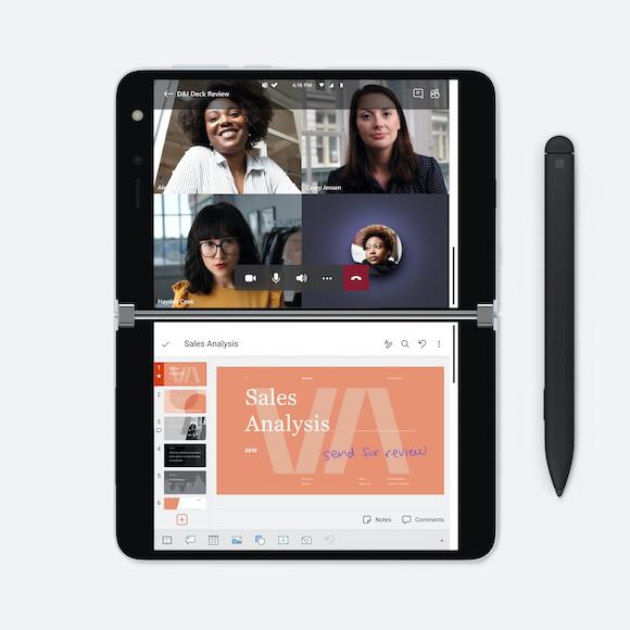 Surface Duo microsoft japan