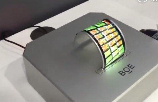 BOE Flexible OLED