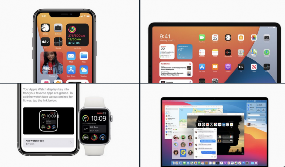 Apple 2020 fall events
