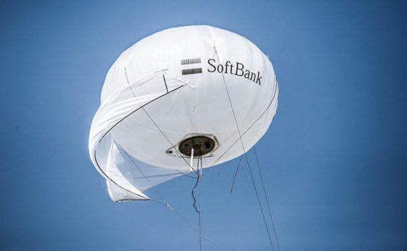 ソフトバンク 気球2