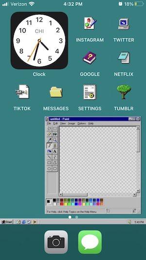 iOS14 ホーム画面 カスタマイズ