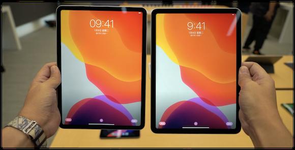 iPad Air(第4世代) ハンズオン