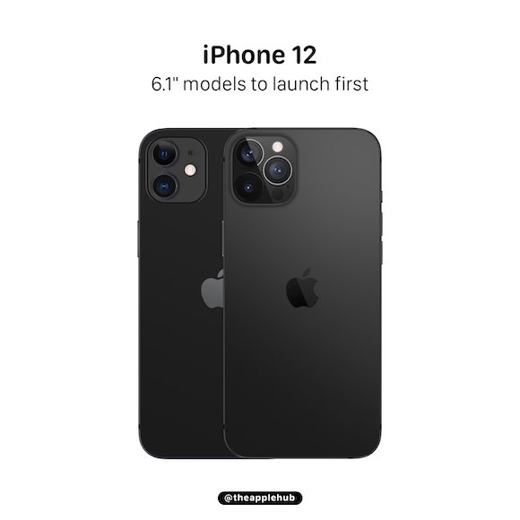 iPhone12 6.1inch