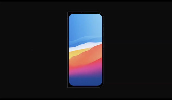 iPhone12 Fold samsung_01