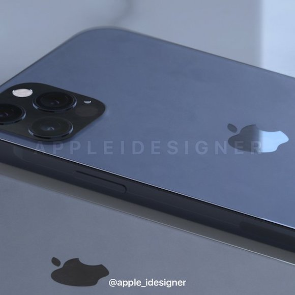iPhone12 midnight blue