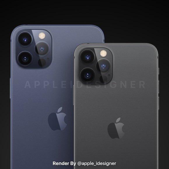 iPhone12 midnightblue