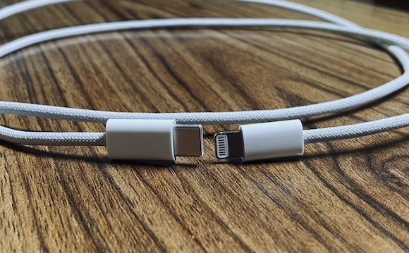 iPhone12 new cable