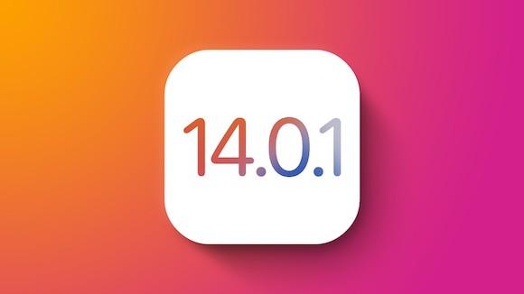 iOS14.0.1