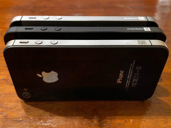 iPhone4S 5 5S prototype
