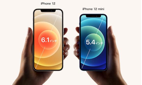 ソフトバンク iPhone12 mini