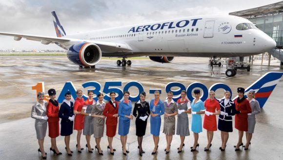 Aeroflot ロシア 密輸