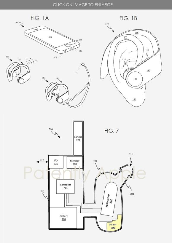 apple 特許 beats