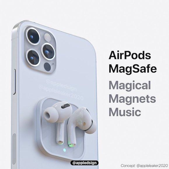 AirPods Magsafe