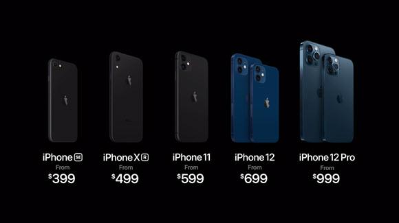 AppleEvent iPhone models