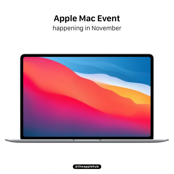 Apple ARM Macbook November
