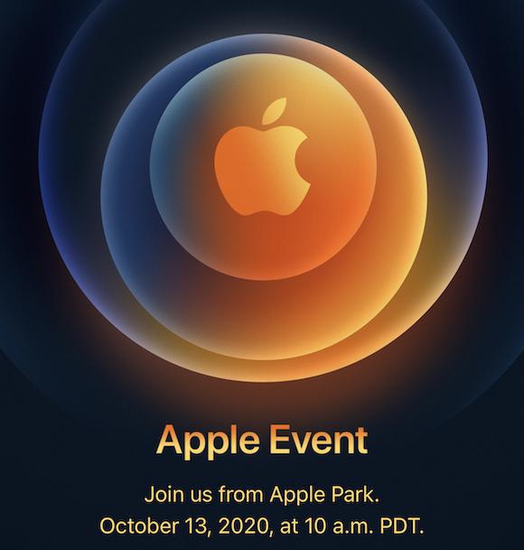 Apple 2020年10月イベント Hi, Speed